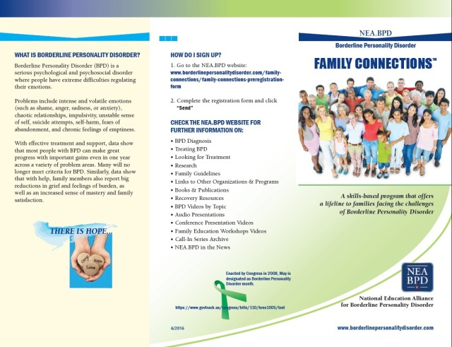 Family Connections Page 1