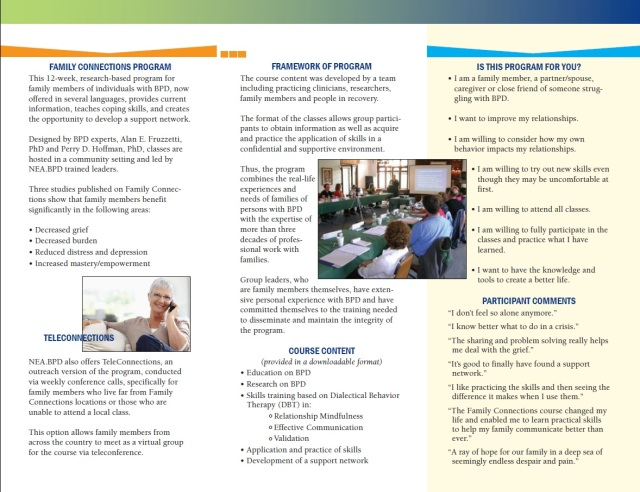 Family Connections Program Page 2